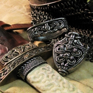 Sword Scabbard Fittings