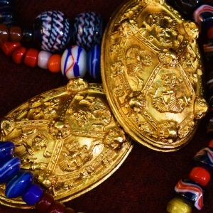 Gold Plated Viking Jewellery