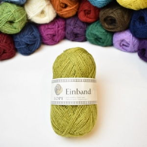 Einband Icelandic Wool for Embroidery & Tablet Weaving
