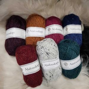 Alafosslopi 100% virgin Icelandic wool