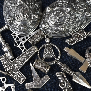 Silver Viking Jewellery