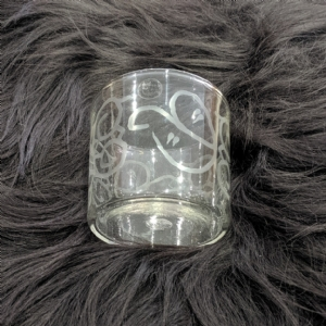 Viking Age Persian Engraved Glass