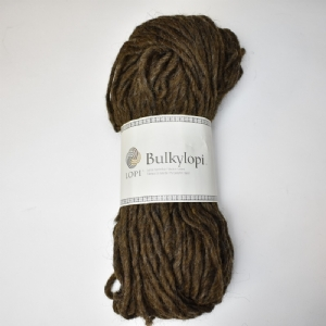 Bulkylopi Dark Brown