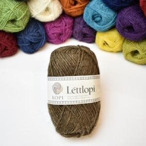 Lettlopi Dark Brown