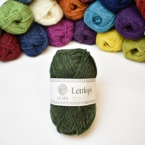 Lettlopi Dark Green