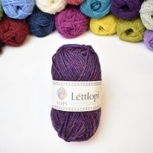 Lettlopi Purple