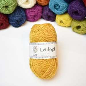 Lettlopi Yellow