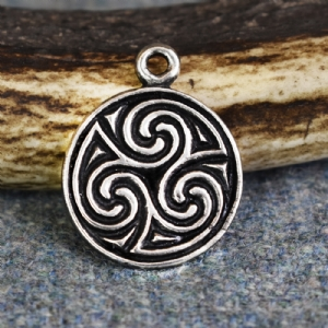 Pictish Spiral