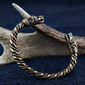 Dragon Bracelet 1 : Bronze