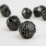 Spiral Granulated Bead