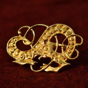 Luck of Lochland Brooch