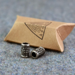 TWIN PACK Herringbone Bead
