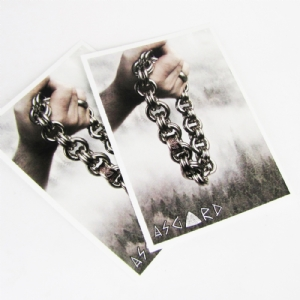 Pictish Neck Chain Postcard