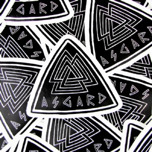 Asgard Sticker