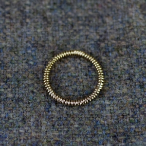 Jorvik Twist Ring 2- Bronze
