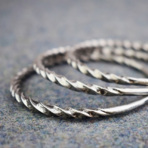 Small Viking Twist Bracelet
