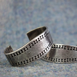 Small Viking Cuff Bracelet
