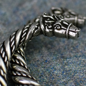Large and Chunky Odin's Steed, Sleipnir Bracelet