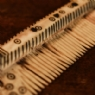 Medium Antler Comb