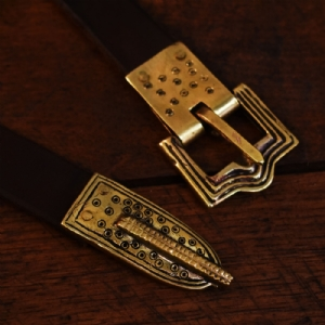Carlisle Castle Belt Set